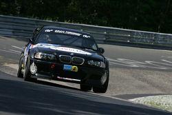 #57 BMW M3 E46: Kevin Clark, Ian Donaldson, Mark Donaldson, Stuart Wright