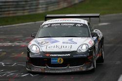 #53 Porsche Cayman CSR: Dirk Lehn, Christoph Eicker, Nils Bartels, Andreas Teichmann