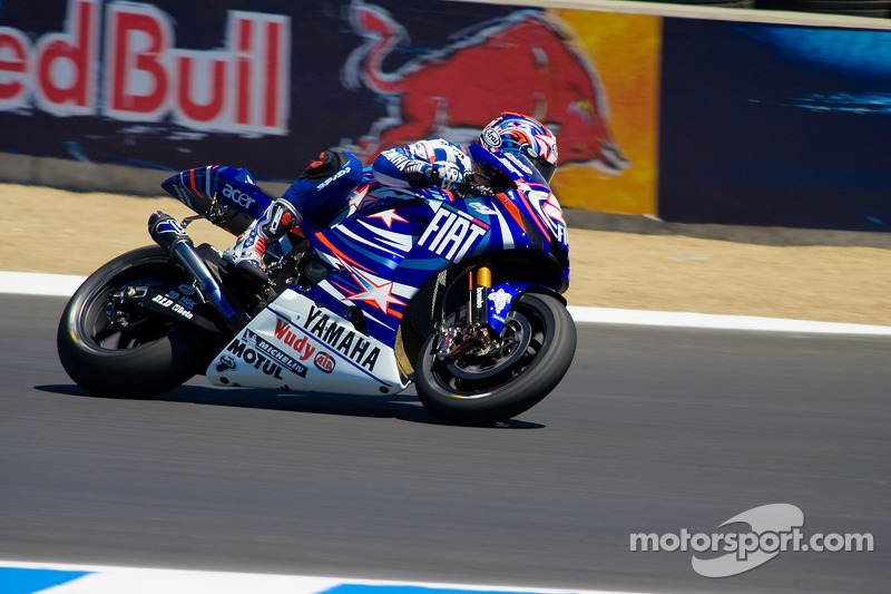 Fiat Yamaha - Colin Edwards - GP de Estados Unidos 2006