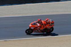 Двухместный мотоцикл Ducati