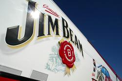 Jim Beam Transporter