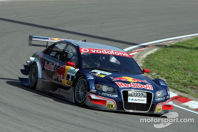 #3: Mattias Ekström, Audi, A4 DTM 2007