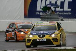 Michel Jourdain Jr., SEAT Sport, SEAT Leon