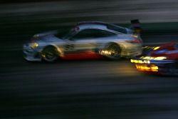 #95 JWA Porsche 997 GT3 RSR: Paul Daniels, David Cox, Joel Camathias, Oliver Moorey