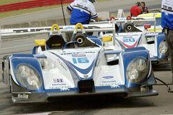 Dyson Racing Team Porsche RS Spyders