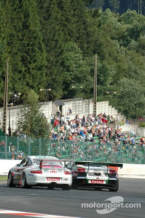 #118 Trackspeed Racing Porsche 997 GT3 Cup: David Ashburn, Martin Rich, Johnny Lang, Luke Hines, #21