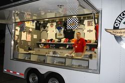 IMS Retail trailer opened for business