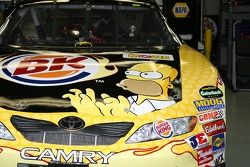 The Toyota Camry of David Reutimann