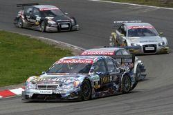 Paul di Resta, Persson Motorsport AMG Mercedes, AMG Mercedes C