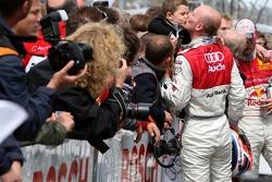 Alexandre Prémat, Audi Sport Team Phoenix, Audi A4 DTM a laissé sa position de leader au profit de M
