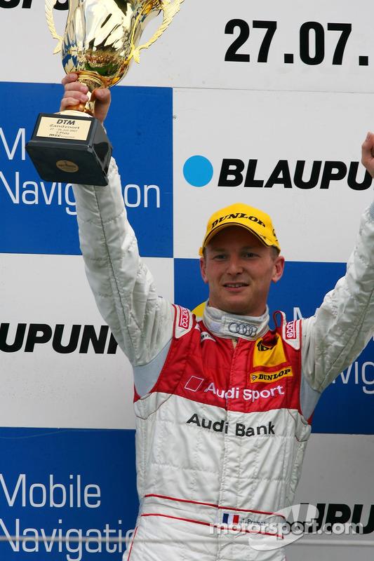 Podium: Alexandre Prémat, Audi Sport Team Phoenix