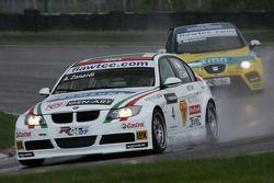 Alessandro Zanardi, BMW Team Italy-Spain, BMW 320si WTCC
