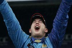 Winner, Robert Huff, Team Chevrolet, Chevrolet Lacetti