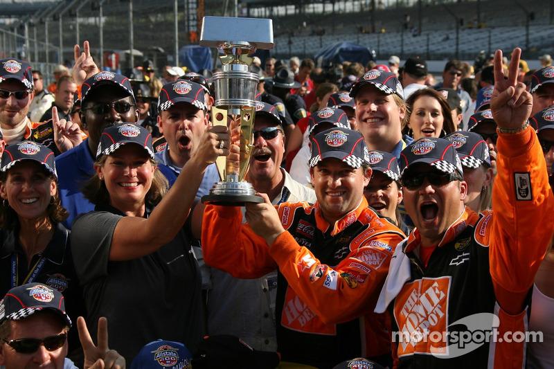 2007: Zweiter Sieg beim Brickyard 400