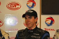 Jonathan Kennard after taking his first F3 win