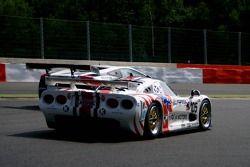 #105 G&A Racing Mosler MT900R: Guino Kenis, Michael De Keersmaecker, Patrick Smets, Christian Matthe