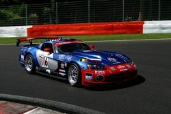 #116 Signa Motorsport Dodge Viper Comp. Coupé : Patrick Chaillet, Laurent Nef, Christophe Geoffroy