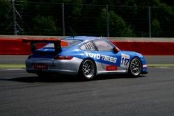 #117 Pilotage Passion Porsche 997 GT3 Cup: Thierry Guiod, Michel Mitieus, Jean-Charles Levy, Philippe Levy