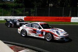 #124 Muehlner Motorsport Porsche 997 GT3 Cup: Paul van Splunteren, Ian Khan, Simon Frederiks, Stielstra Gosse