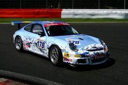 #178 G Private Racing Porsche 997 GT3 Cup: Patrick Ortlieb, Paul Pfefferkorn, Martin Sagmeister, Philip Zumstein