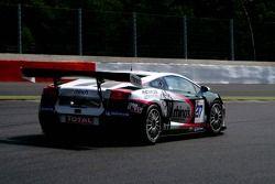 #217 S-berg Racing Lamborghini Gallardo GT3: Milan Urban, Jan Urban
