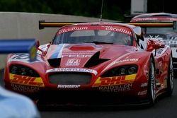 #101 Belgian Racing Gillet Vertigo: Renaud Kuppens, Sarah Bovy, Bas Leinders