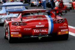 #101 Belgian Racing Gillet Vertigo