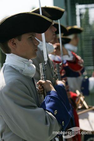 Conférence de presse pré-événement: la réception de bienvenue des soldats de Nouvelle-France avant l