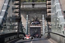 Demo de la ciudad de Budapest: Scuderia Toro Rosso, Gerhard Berger, copropietario del equipo, Vitant