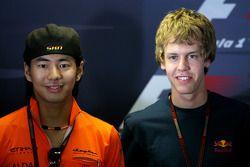 Thursday basın toplantısı: Sakon Yamamoto ve Sebastian Vettel