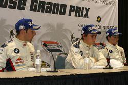 Interviews: Daniel Morad, Esteban Guterriez et Ricardo Favoretto