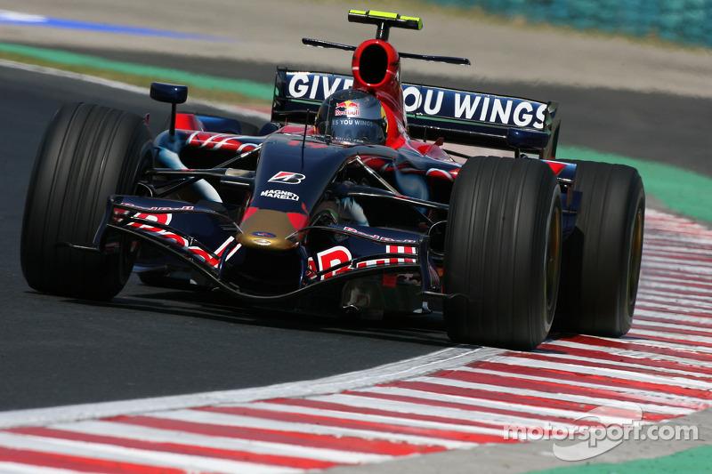 2007 - Vitantonio Liuzzi, Scott Speed e Sebastian Vettel