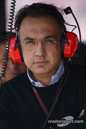 Sergio Marchionne, CEO FIAT Group