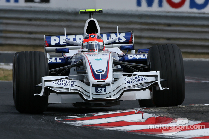 Robert Kubica, GP Węgier 2007