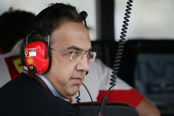Sergio Marchionne, CEO FIAT Group