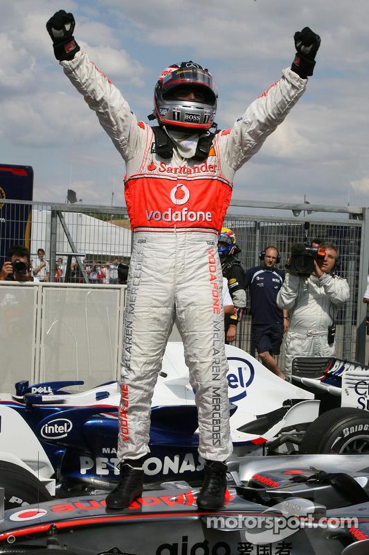 Pole Winner