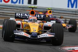 Хейккі Ковалайнен, Renault F1 Team, R27
