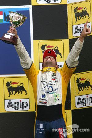 Podium: third place Roldan Rodriguez