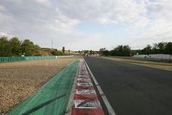 Hungaroring track walk