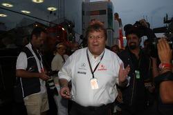 Норберт Хауг, керівник Mercedes Motorsport