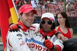 Toyota Racing mechanics