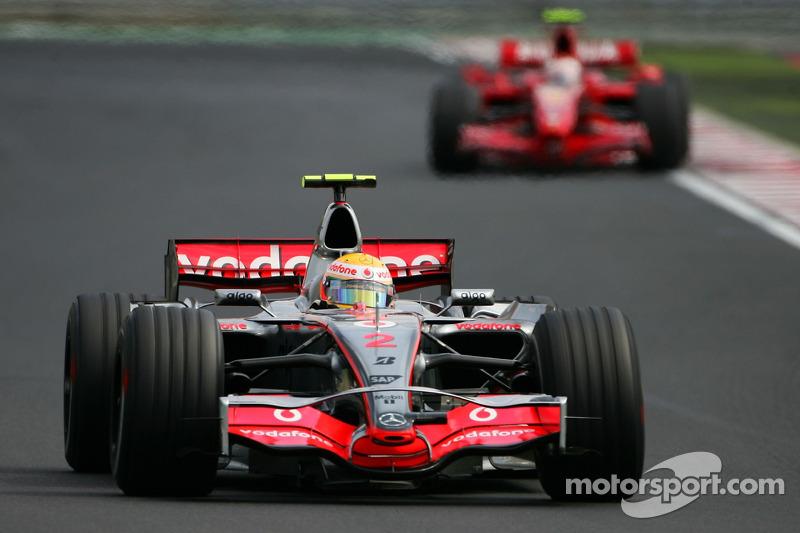 2007 - Lewis Hamilton, McLaren
