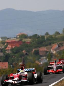 Ralf Schumacher, Toyota Racing, Fernando Alonso, McLaren Mercedes