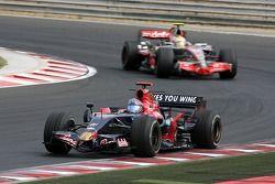 Vitantonio Liuzzi, Scuderia Toro Rosso, Lewis Hamilton, McLaren Mercedes