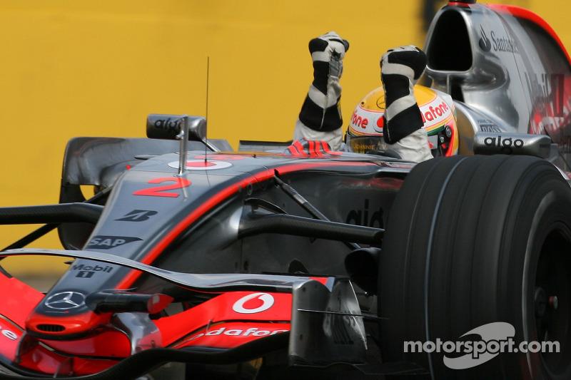 3- GP da Hungria 2007, McLaren