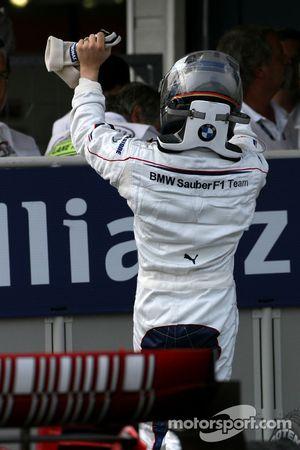3. Nick Heidfeld, BMW Sauber F1 Team