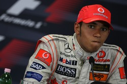 Press conference: race winner Lewis Hamilton