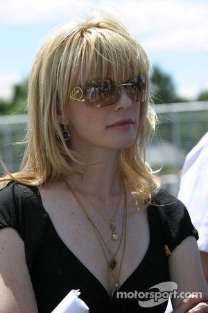 Katherine Morris, actrice de la série «Cold Case»
