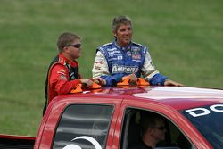 présentation des pilotes: Bobby Hamilton Jr. et Mark Green