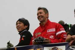 Course moto télécommandé: Noriyuki Haga, Troy Bayliss